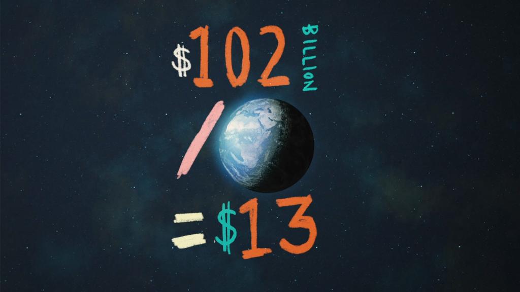 Kickstart World Peace är Svenska Freds kampanj för att crowdfunda världsfreden.