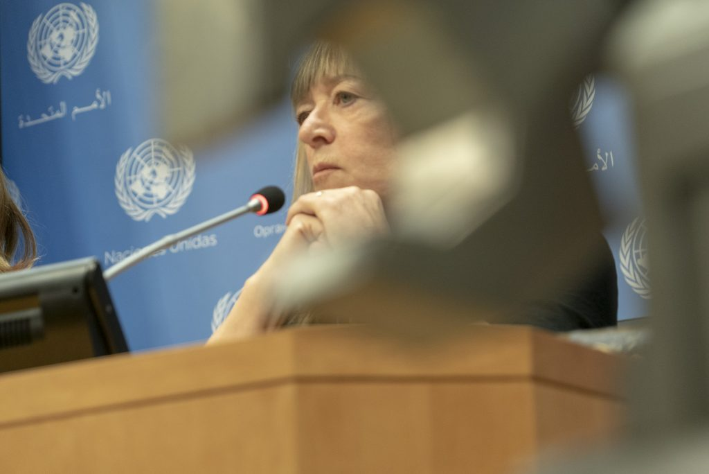 Jody Williams, foto: Campaign To Stop Killer Robots