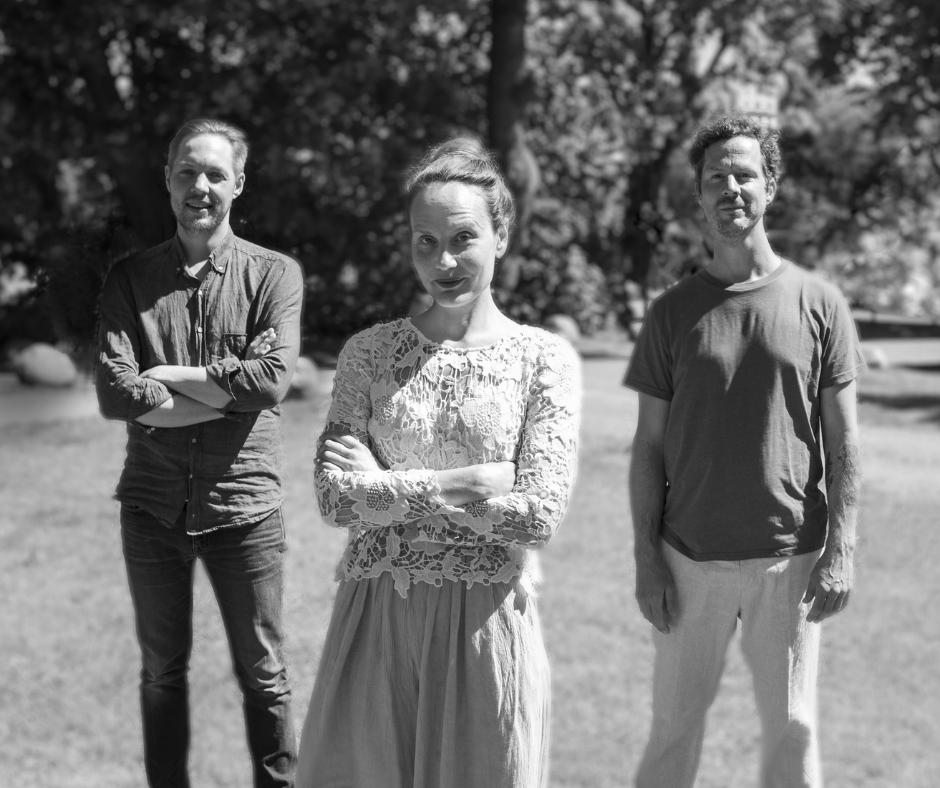 Artisterna bakom Sånger för fred. Foto: Karl Friman