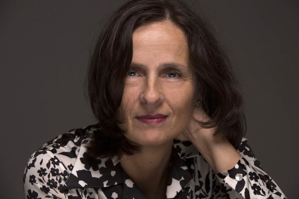 Susanna Alakoski, foto: Elisabeth Ohlson Wallin